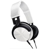 PHILIPS DJ Monitor Style Headphones [SHL 3000WT] - White - Headphone Full Size